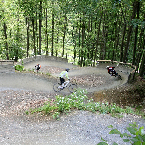 Single tracks winterberg